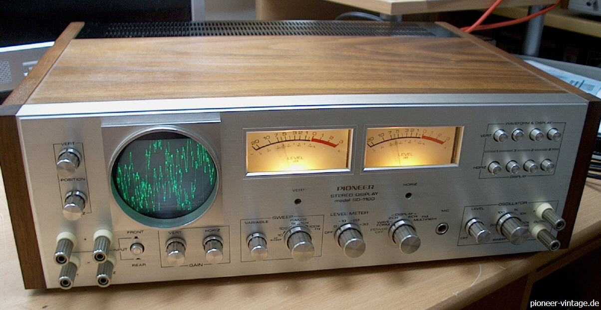 how to connect a device to pioneer home stereo